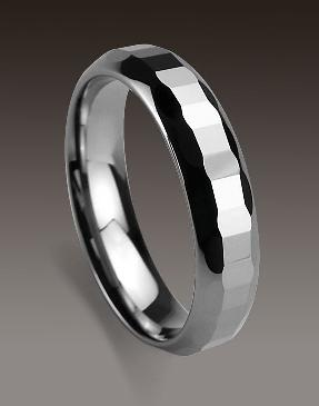 tungsten polished ring